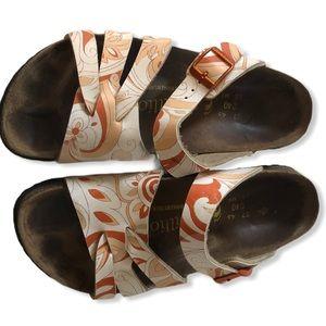 Papillio Birkenstock Sandals size 37